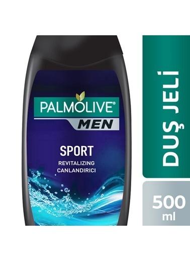 Palmolive Palmolive Men 2'li Sport Canlandırıcı Duş Jeli 500 ml Renksiz